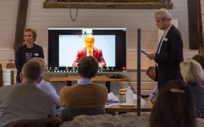 Doroteakonferensen – Omstart Sverige i Västerbottens inland!